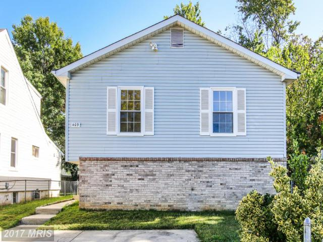 409 Dateleaf Avenue, Capitol Heights, MD 20743 (#PG10073967) :: LoCoMusings