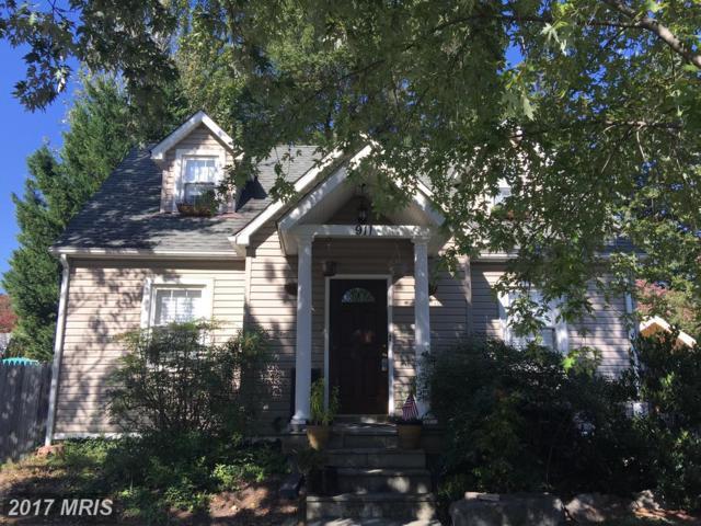 911 Nichols Drive, Laurel, MD 20707 (#PG10074617) :: Pearson Smith Realty