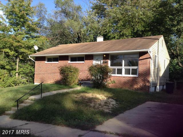 2406 Boones Lane, District Heights, MD 20747 (#PG10075464) :: LoCoMusings