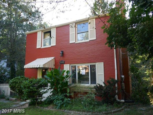 7310 15TH Avenue, Takoma Park, MD 20912 (#PG10078991) :: Pearson Smith Realty