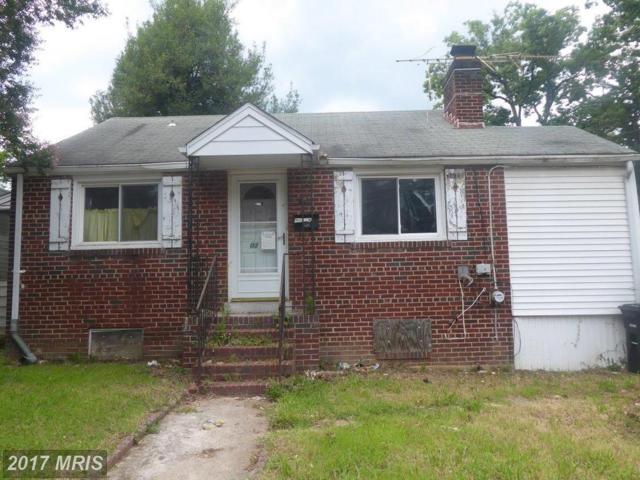 5016 54TH Avenue, Hyattsville, MD 20781 (#PG10081326) :: LoCoMusings