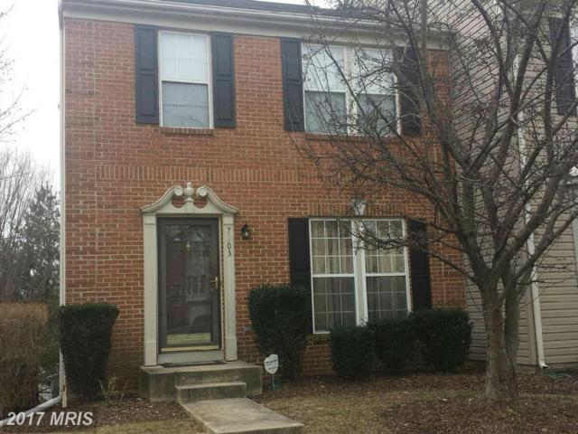 7103 Huckleberry Court, Clinton, MD 20735 (#PG10082376) :: LoCoMusings