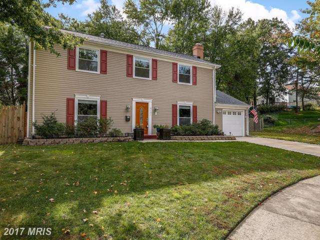 9101 Montague Court, Laurel, MD 20708 (#PG10084061) :: The Sebeck Team of RE/MAX Preferred