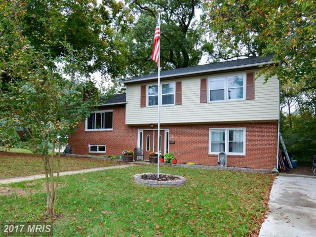 1 Lakeview Circle, Greenbelt, MD 20770 (#PG10084708) :: LoCoMusings