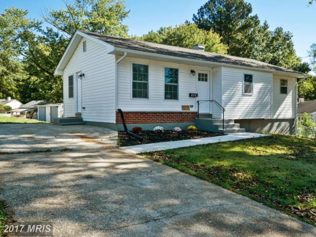 103 Pepper Mill Drive, Capitol Heights, MD 20743 (#PG10085983) :: LoCoMusings