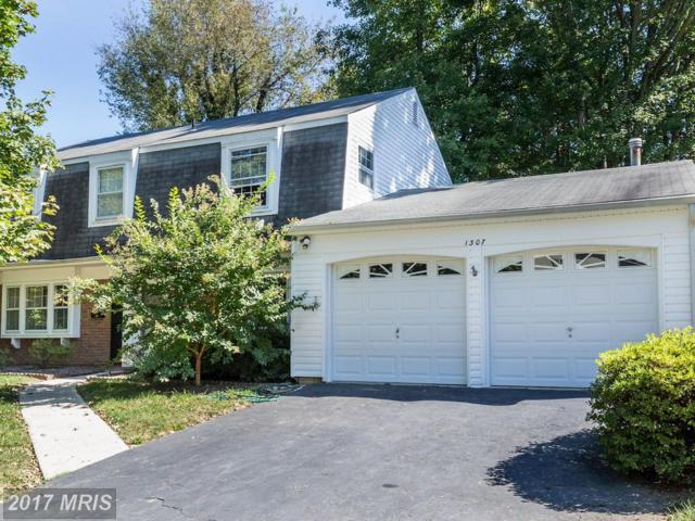 1307 Pennington Lane, Bowie, MD 20716 (#PG10086025) :: The Sebeck Team of RE/MAX Preferred