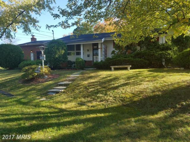8601 Girard Street, Landover, MD 20785 (#PG10097486) :: LoCoMusings