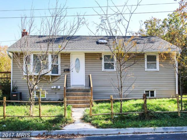 4801 Hollywood Road, College Park, MD 20740 (#PG10099386) :: Pearson Smith Realty