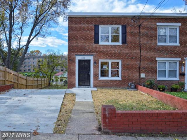 1108 Booker Drive, Capitol Heights, MD 20743 (#PG10102110) :: Pearson Smith Realty