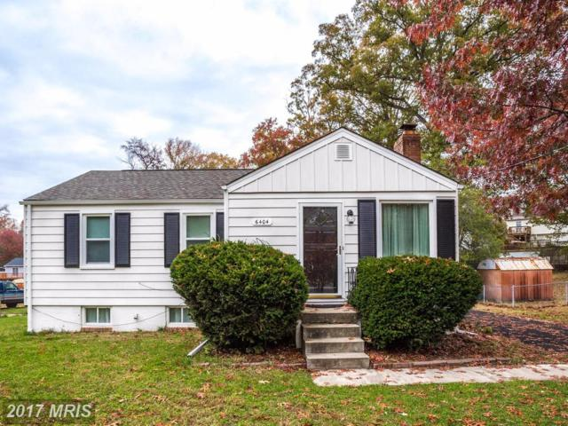 6404 Woodley Road, Clinton, MD 20735 (#PG10104446) :: Pearson Smith Realty