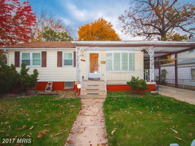 9807 51ST Avenue, College Park, MD 20740 (#PG10105436) :: Pearson Smith Realty
