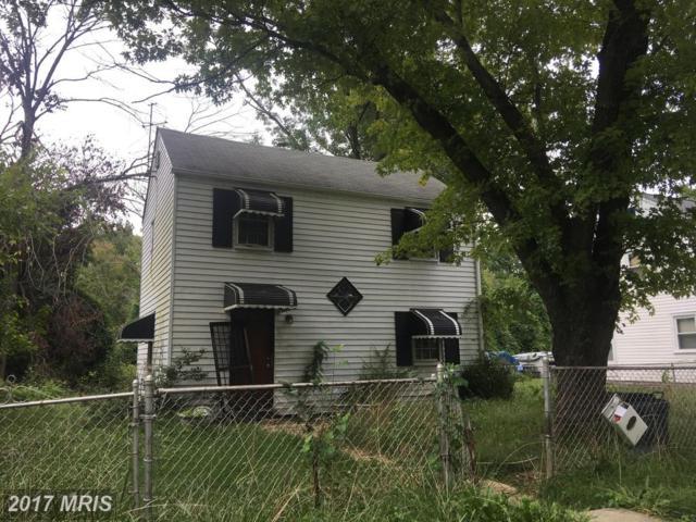 7102 Forest Road, Landover, MD 20785 (#PG10105526) :: Dart Homes