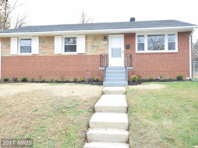 6501 Kenova Street, District Heights, MD 20747 (#PG10107799) :: Blackwell Real Estate