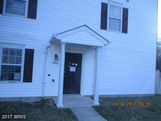 4302 Applegate Lane #1, Suitland, MD 20746 (#PG10108480) :: Pearson Smith Realty