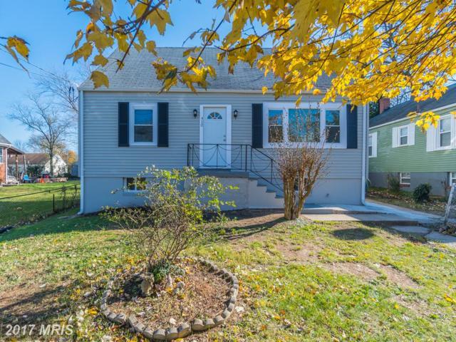 410 Suffolk Avenue, Capitol Heights, MD 20743 (#PG10109195) :: Keller Williams Preferred Properties