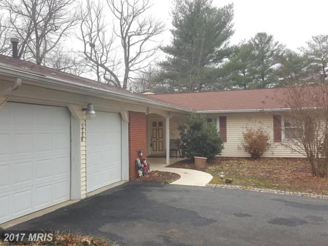 8803 Royal Ridge Lane, Laurel, MD 20708 (#PG10120528) :: The Sebeck Team of RE/MAX Preferred
