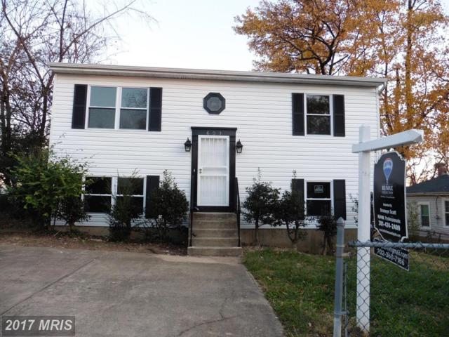 603 63RD Street, Capitol Heights, MD 20743 (#PG10121011) :: Pearson Smith Realty
