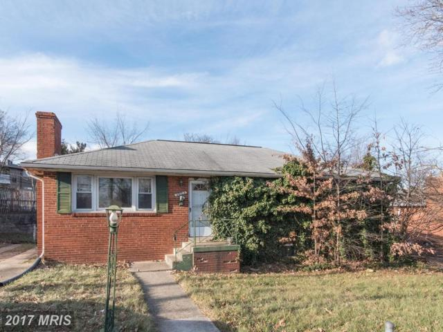 2603 Shadyside Avenue, Suitland, MD 20746 (#PG10122594) :: Pearson Smith Realty