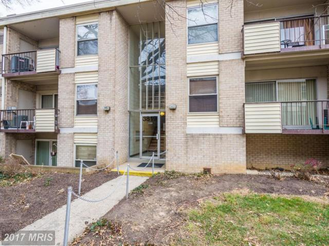 3819 Saint Barnabas Road #103, Suitland, MD 20746 (#PG10123128) :: Pearson Smith Realty