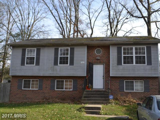 5501 Ellerbie Street, Lanham, MD 20706 (#PG10124531) :: Pearson Smith Realty