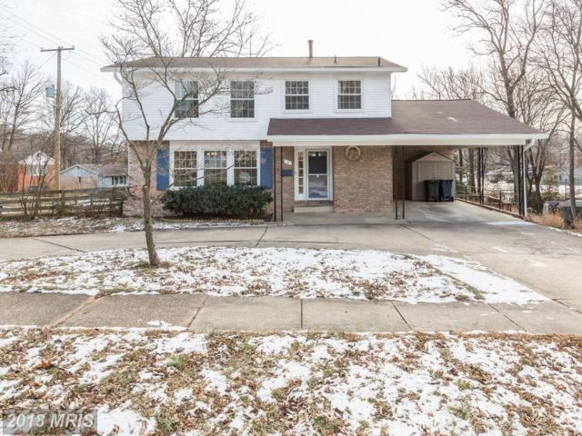 1 Pinecrest Court, Greenbelt, MD 20770 (#PG10126369) :: Pearson Smith Realty