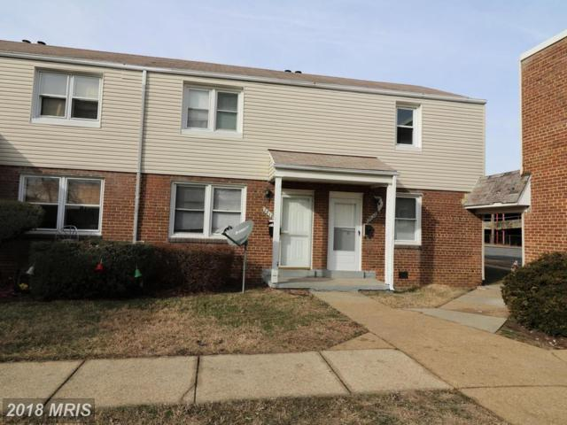2820 Keating Street #166, Temple Hills, MD 20748 (#PG10133154) :: Pearson Smith Realty