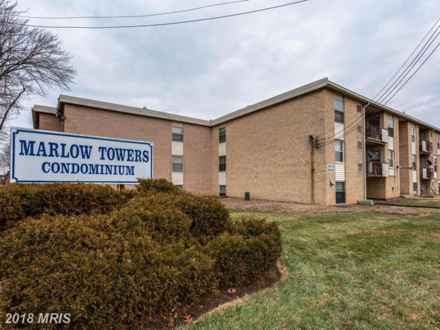 3861 Saint Barnabas Road T2, Suitland, MD 20746 (#PG10133277) :: Pearson Smith Realty