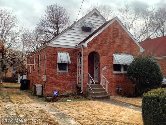 4507 38TH Place, Brentwood, MD 20722 (#PG10135224) :: Blackwell Real Estate