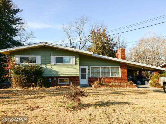 6007 Rayburn Drive, Temple Hills, MD 20748 (#PG10135608) :: Pearson Smith Realty