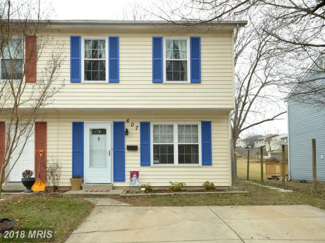 607 9TH Street, Laurel, MD 20707 (#PG10136903) :: Pearson Smith Realty