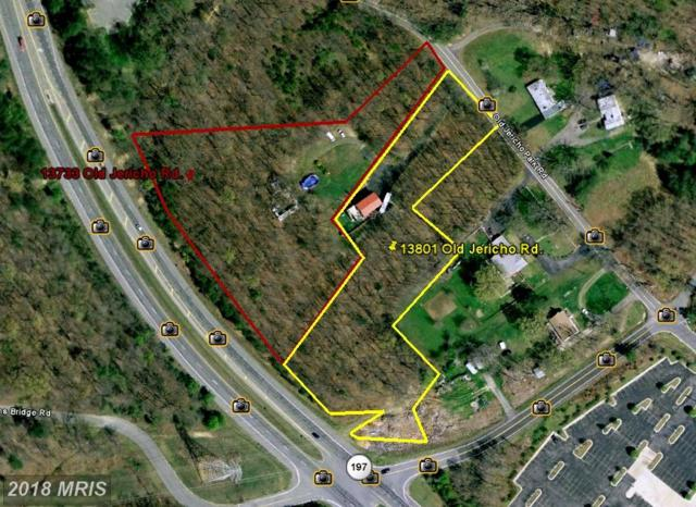 13733 Old Jericho Park Road, Bowie, MD 20720 (#PG10137081) :: LoCoMusings