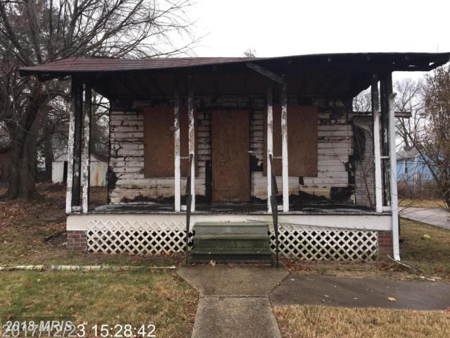 7109 Ridge Drive E, Landover, MD 20785 (#PG10138775) :: Circadian Realty Group