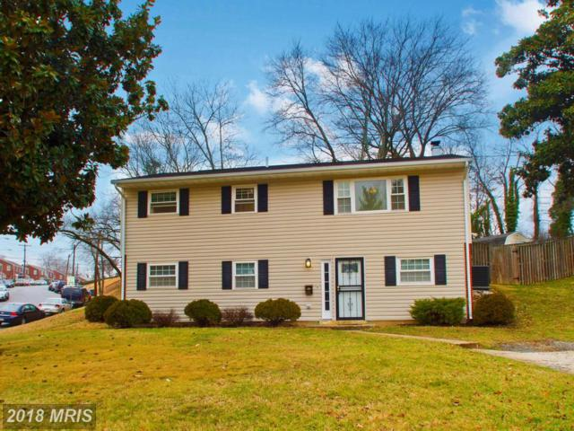 4209 Lyons Street, Temple Hills, MD 20748 (#PG10140688) :: The Gus Anthony Team
