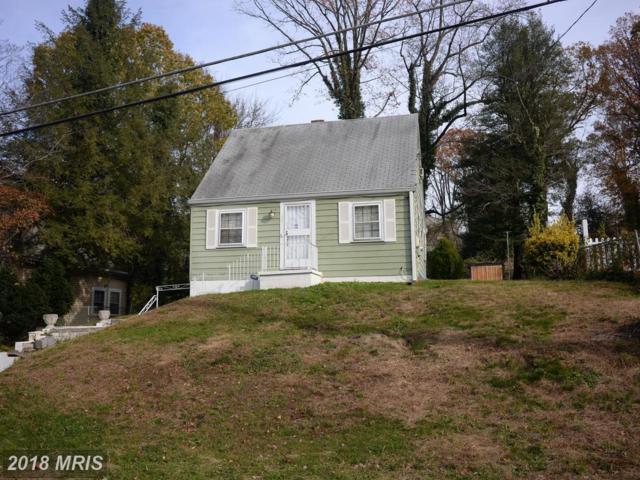 2210 Breton Drive, District Heights, MD 20747 (#PG10141070) :: Keller Williams Pat Hiban Real Estate Group