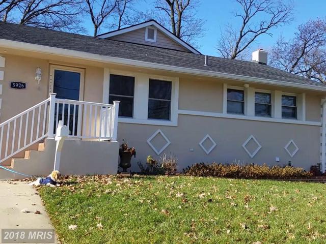 5926 89TH Avenue, New Carrollton, MD 20784 (#PG10143758) :: CR of Maryland