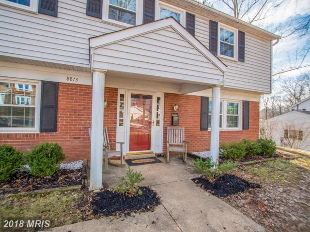 8813 Churchfield Lane, Laurel, MD 20708 (#PG10153476) :: The Gus Anthony Team