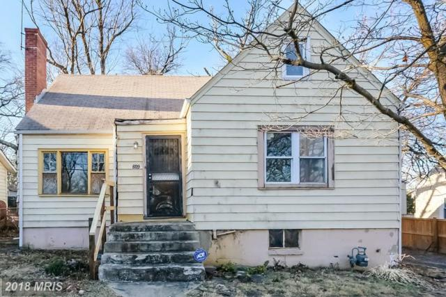609 Clovis Avenue, Capitol Heights, MD 20743 (#PG10154067) :: AJ Team Realty