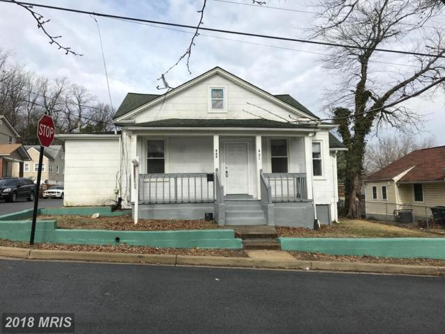 437 Balboa Avenue, Capitol Heights, MD 20743 (#PG10157850) :: AJ Team Realty
