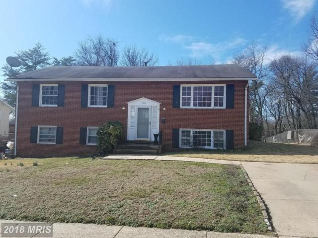 1804 Glendora Drive, District Heights, MD 20747 (#PG10162330) :: Keller Williams Pat Hiban Real Estate Group