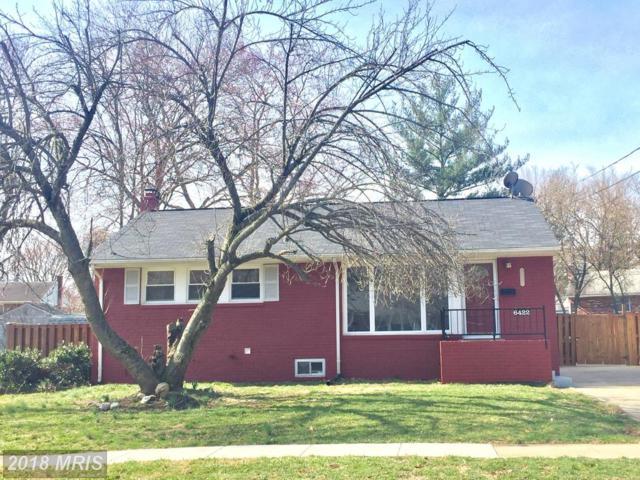 6422 Jodie Street, New Carrollton, MD 20784 (#PG10177452) :: CR of Maryland