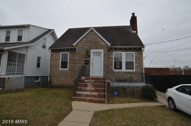 4031 Webster Street, Brentwood, MD 20722 (#PG10188312) :: Blackwell Real Estate