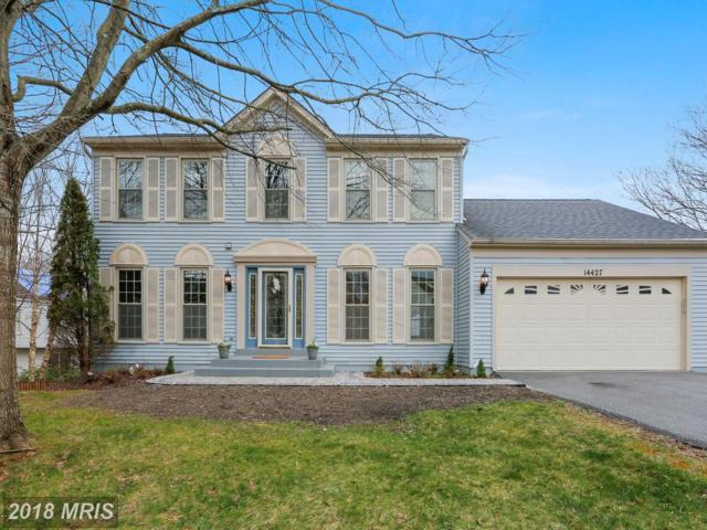 14427 Old Stage Road, Bowie, MD 20720 (#PG10193723) :: The Bob & Ronna Group