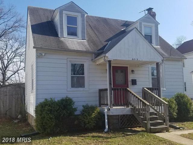 6613 Gateway Boulevard, District Heights, MD 20747 (#PG10199626) :: Keller Williams Pat Hiban Real Estate Group