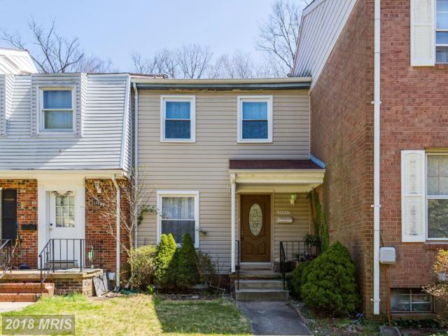 12807 Claxton Drive 1-G, Laurel, MD 20708 (#PG10201332) :: The Savoy Team at Keller Williams Integrity