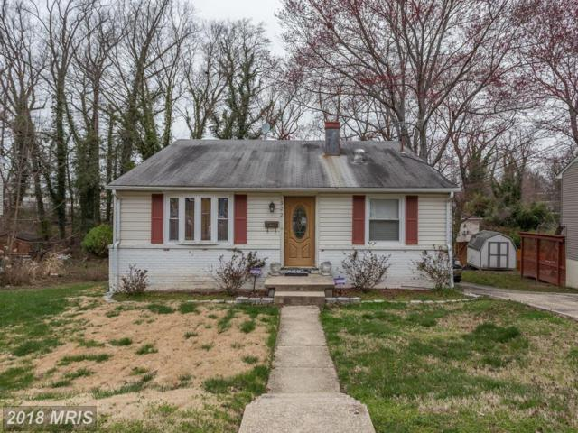 322 Winslow Road, Oxon Hill, MD 20745 (#PG10201693) :: RE/MAX Gateway