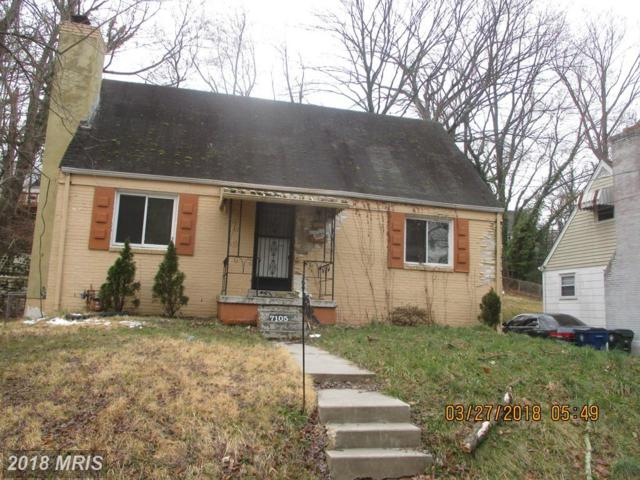 7105 District Heights Parkway, District Heights, MD 20747 (#PG10208970) :: Keller Williams Pat Hiban Real Estate Group