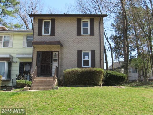 1 Daimler Drive #81, Capitol Heights, MD 20743 (#PG10209298) :: ExecuHome Realty