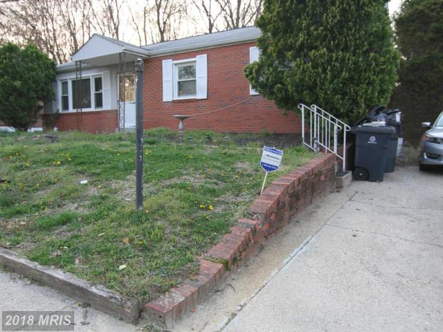 4207 Oxford Drive, Suitland, MD 20746 (#PG10214077) :: The Bob & Ronna Group