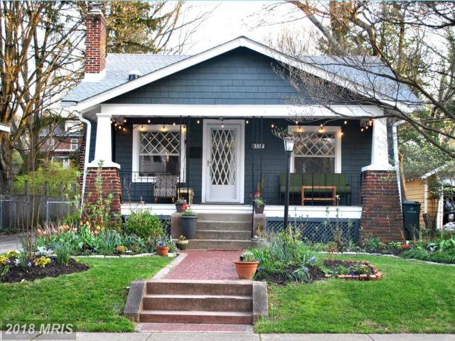 4307 Tuckerman Street, University Park, MD 20782 (#PG10215025) :: The Cox & Cox Group at Keller Williams Realty International