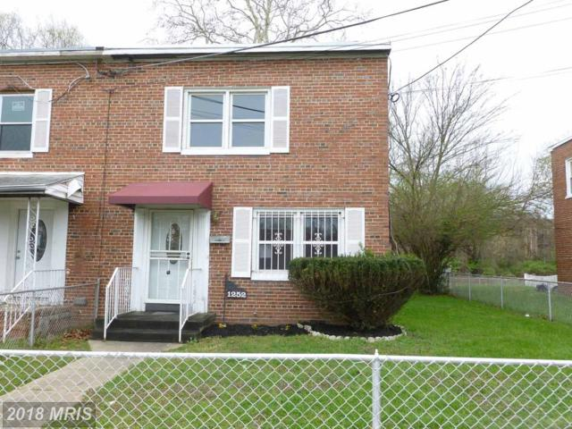 1252 Booker Terrace, Capitol Heights, MD 20743 (#PG10215353) :: Keller Williams Pat Hiban Real Estate Group